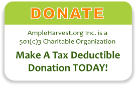 Donate To The AmpleHarvest.org Campaign