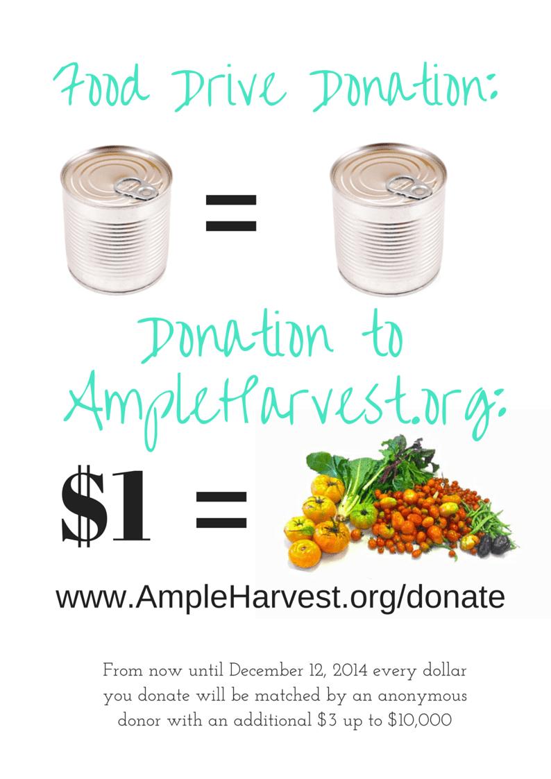 double donation campaign 2