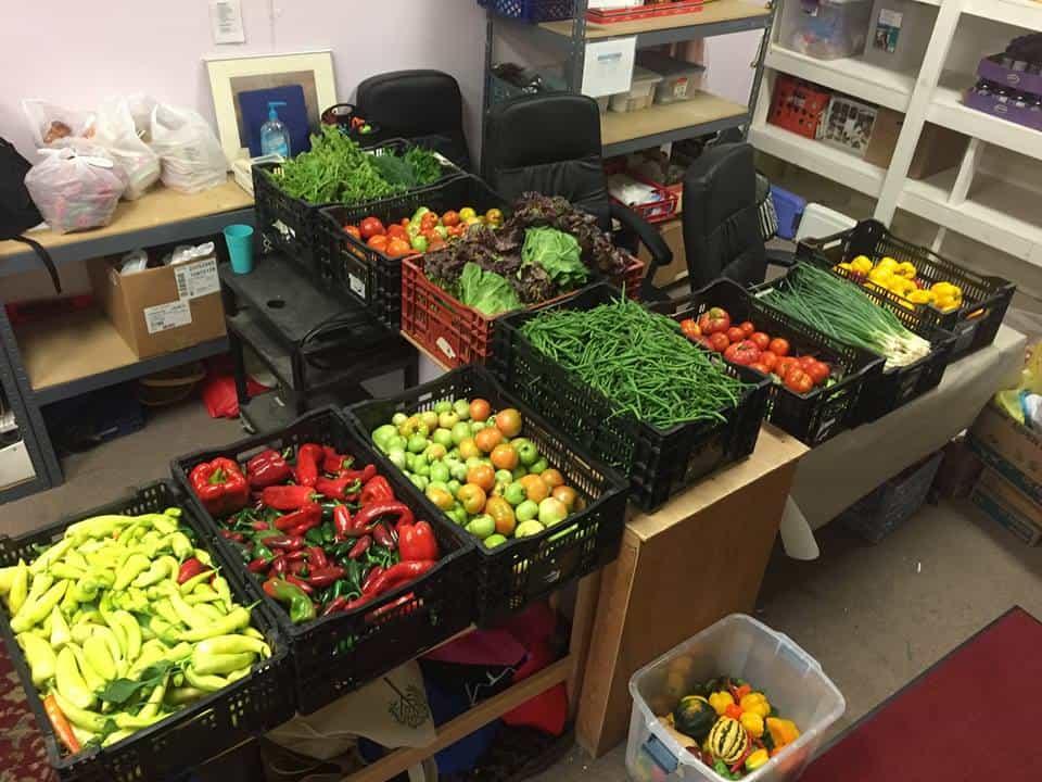 Food Pantry Friday 7 21 17 - AmpleHarvest org