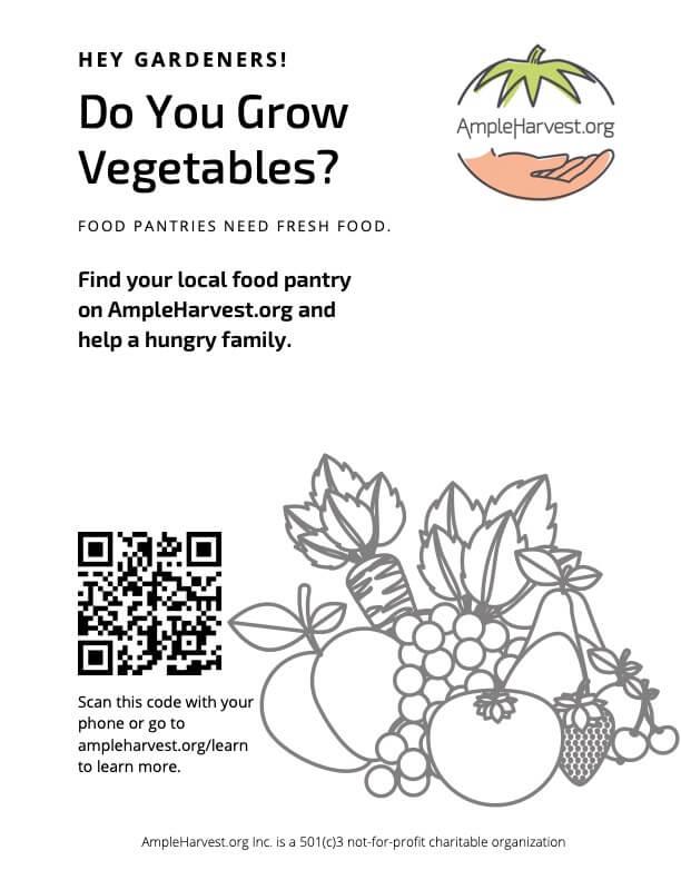 AmpleHarvest.org Garden Flyer-A